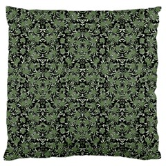 Camouflage Ornate Pattern Standard Flano Cushion Case (one Side)