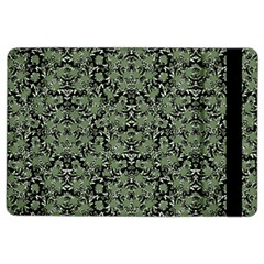 Camouflage Ornate Pattern Ipad Air 2 Flip