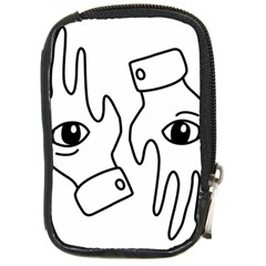 Hands Compact Camera Cases