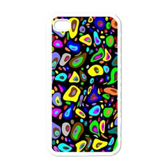 Artwork By Patrick Pattern 30 Apple Iphone 4 Case (white)