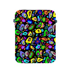 Artwork By Patrick Pattern 30 Apple Ipad 2/3/4 Protective Soft Cases