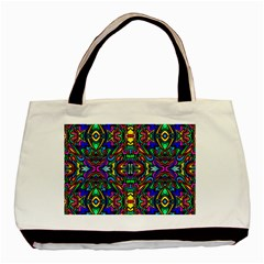 Artwork By Patrick Pattern 31 Basic Tote Bag (two Sides)