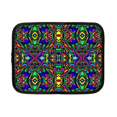 Artwork By Patrick Pattern 31 Netbook Case (small)