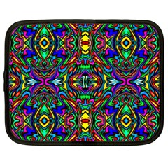 Artwork By Patrick Pattern 31 Netbook Case (xxl)