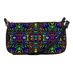 Artwork By Patrick Pattern 31 Shoulder Clutch Bags