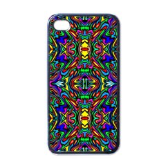 Artwork By Patrick Pattern 31 Apple Iphone 4 Case (black)