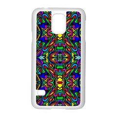 Artwork By Patrick Pattern 31 Samsung Galaxy S5 Case (white)