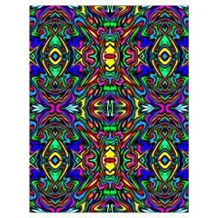 Artwork By Patrick Pattern 31 Drawstring Bag (large)