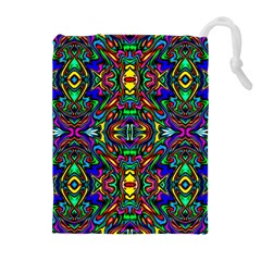Artwork By Patrick Pattern 31 Drawstring Pouches (extra Large)