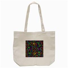 Artwork By Patrick Pattern 31 1 Tote Bag (cream)