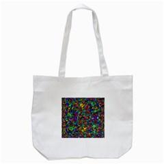 Artwork By Patrick Pattern 31 1 Tote Bag (white)