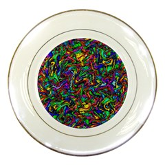 Artwork By Patrick Pattern 31 1 Porcelain Plates