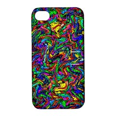 Artwork By Patrick Pattern 31 1 Apple Iphone 4/4s Hardshell Case With Stand