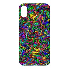 Artwork By Patrick Pattern 31 1 Apple Iphone X Hardshell Case