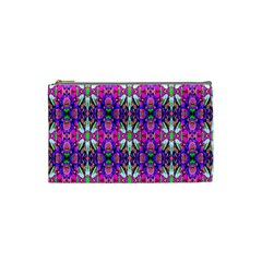 Pattern 32 Cosmetic Bag (small)