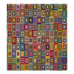 Artwork By Patrick Pattern 33 Shower Curtain 66  X 72  (large)