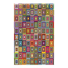 Artwork By Patrick Pattern 33 Shower Curtain 48  X 72  (small)