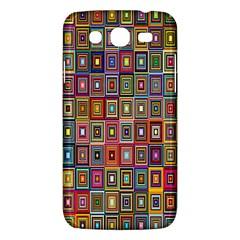 Artwork By Patrick Pattern 33 Samsung Galaxy Mega 5 8 I9152 Hardshell Case