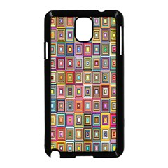 Artwork By Patrick Pattern 33 Samsung Galaxy Note 3 Neo Hardshell Case (black)
