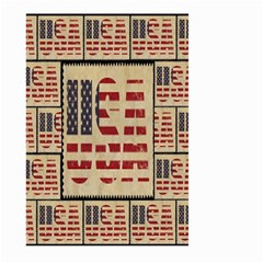 Usa Large Garden Flag (two Sides)