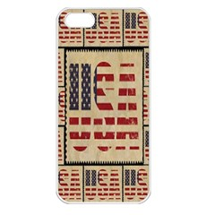 Usa Apple Iphone 5 Seamless Case (white)