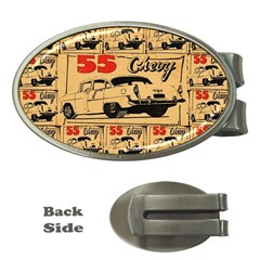 55 Chevy Money Clips (oval)