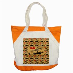 55 Chevy Accent Tote Bag