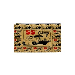 55 Chevy Cosmetic Bag (small)