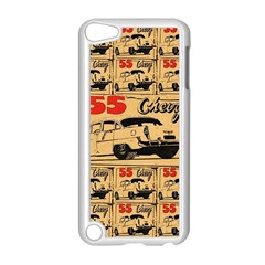 55 Chevy Apple Ipod Touch 5 Case (white)