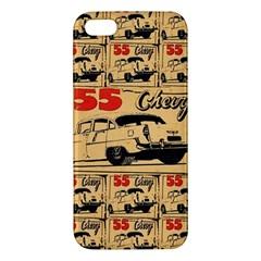55 Chevy Iphone 5s/ Se Premium Hardshell Case