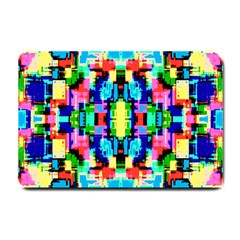 Artwork By Patrick  Colorful 1 Small Doormat