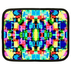 Artwork By Patrick  Colorful 1 Netbook Case (xxl)