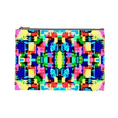 Artwork By Patrick  Colorful 1 Cosmetic Bag (large)