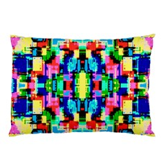 Artwork By Patrick  Colorful 1 Pillow Case (two Sides)