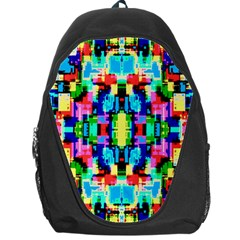 Artwork By Patrick  Colorful 1 Backpack Bag