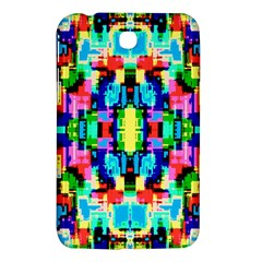 Artwork By Patrick  Colorful 1 Samsung Galaxy Tab 3 (7 ) P3200 Hardshell Case
