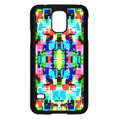 Artwork By Patrick  Colorful 1 Samsung Galaxy S5 Case (black)