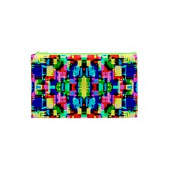 Artwork By Patrick  Colorful 1 Cosmetic Bag (xs)