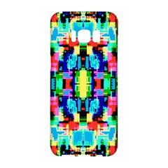 Artwork By Patrick  Colorful 1 Samsung Galaxy S8 Hardshell Case