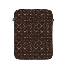 Louis Weim Luxury Dog Attire Apple Ipad 2/3/4 Protective Soft Cases