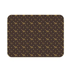 Louis Weim Luxury Dog Attire Double Sided Flano Blanket (mini)