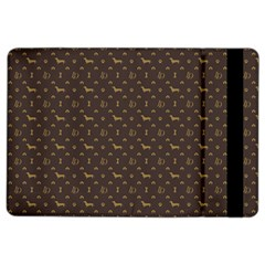 Louis Dachshund  Luxury Dog Attire Ipad Air 2 Flip