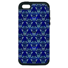 Artwork By Patrick Victorian Apple Iphone 5 Hardshell Case (pc+silicone)