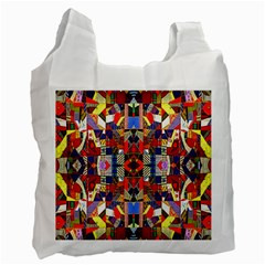 Pattern 35 Recycle Bag (one Side)