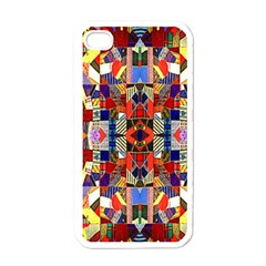 Pattern 35 Apple Iphone 4 Case (white)