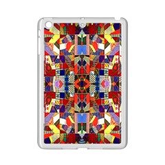 Pattern 35 Ipad Mini 2 Enamel Coated Cases