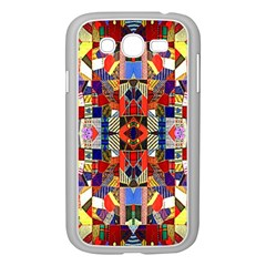 Pattern 35 Samsung Galaxy Grand Duos I9082 Case (white)