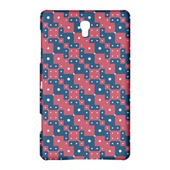 Squares And Circles Motif Geometric Pattern Samsung Galaxy Tab S (8 4 ) Hardshell Case