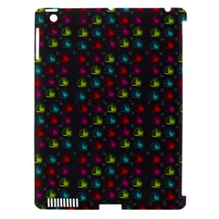 Roses Raining For Love  In Pop Art Apple Ipad 3/4 Hardshell Case (compatible With Smart Cover)