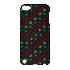 Roses Raining For Love  In Pop Art Apple Ipod Touch 5 Hardshell Case